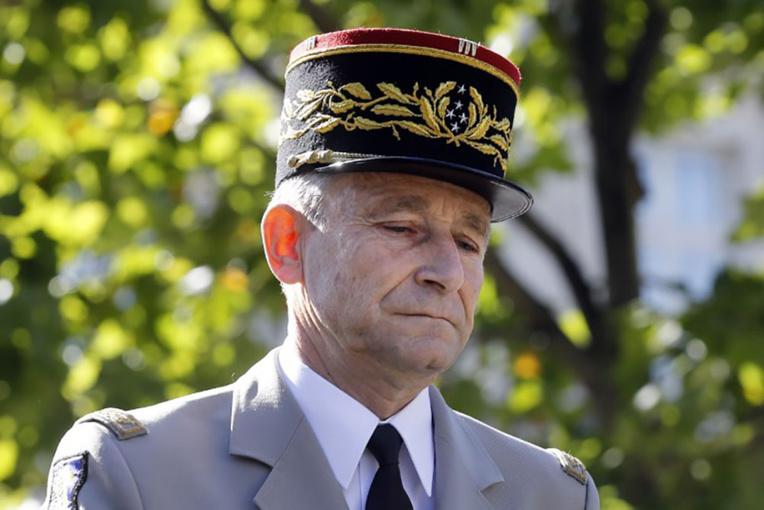 France: démission du patron des armées, en conflit ouvert avec Macron