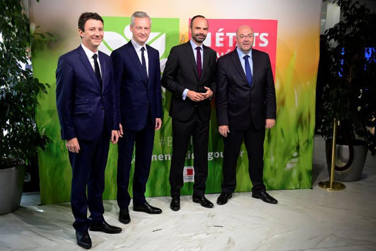 Les Etats généraux de l'alimentation s'ouvrent sans Emmanuel Macron