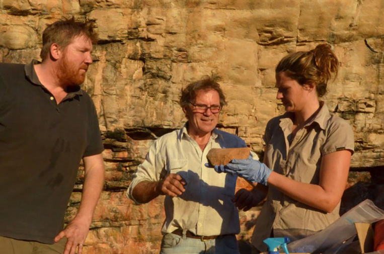Des hommes peuplaient déjà l'Australie il y a 65.000 ans