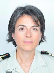 Le lieutenant-colonel Sandrine Attia est nommée à la tête du RSMA.
