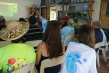 Les 15 volontaires des Australes ont suivi une formation intense, mais dans la bonne humeur. (crédit: FAPE)