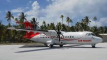 Retour de Bora-Bora : Odeur de brûlé à bord, 60 touristes bloqués à Raiatea