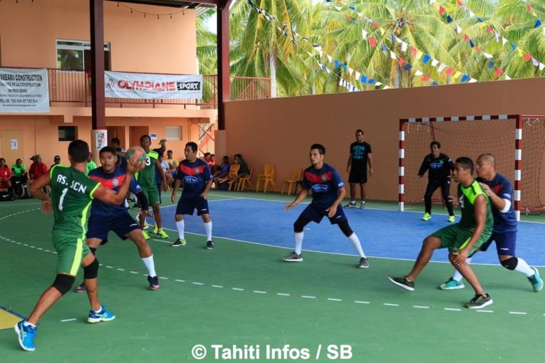 Les matchs se déroulent dans la salle omnisports récemment inaugurée