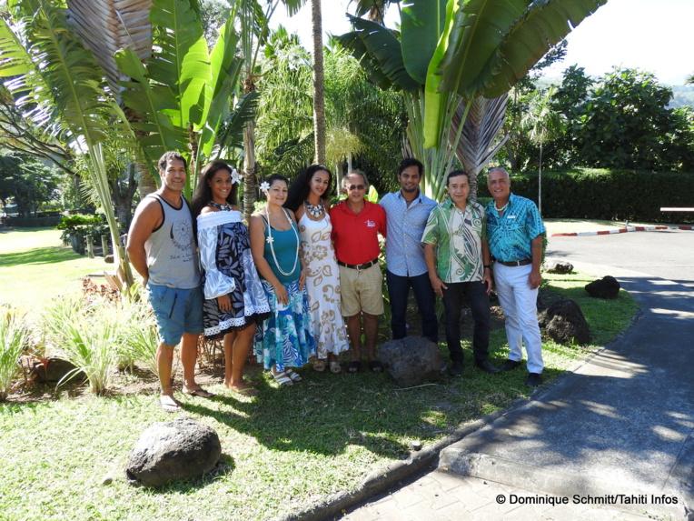 Le Méridien Tahiti présentera sa 14e édition, dans les jardins de La Plantation.