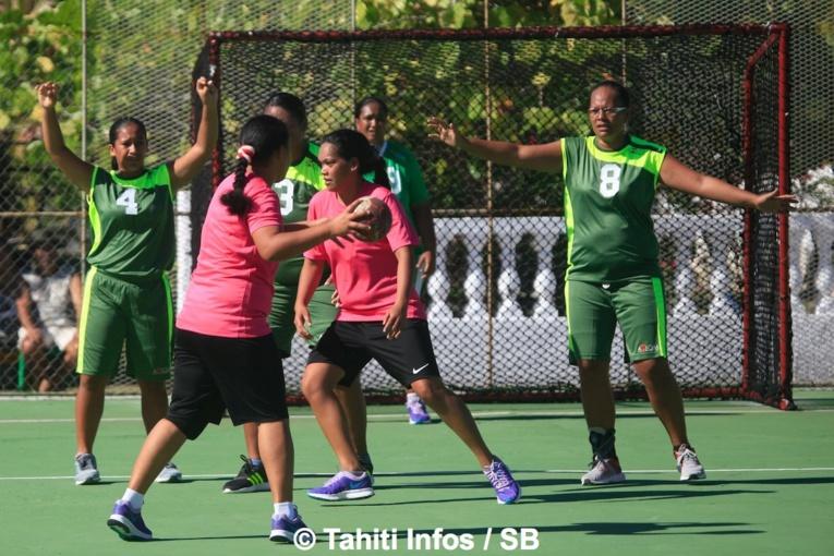 Le handball était aussi au programme