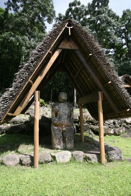 Carnet de voyage - Iipona : les hommes de pierre sous haute protection