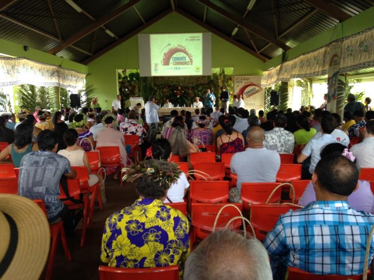 Mahina accueillera le 28ème congrès des communes, dès lundi