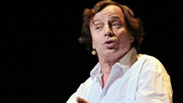 L'humoriste François Rollin renonce à la scène, après 30 ans de carrière.   Archives AFP