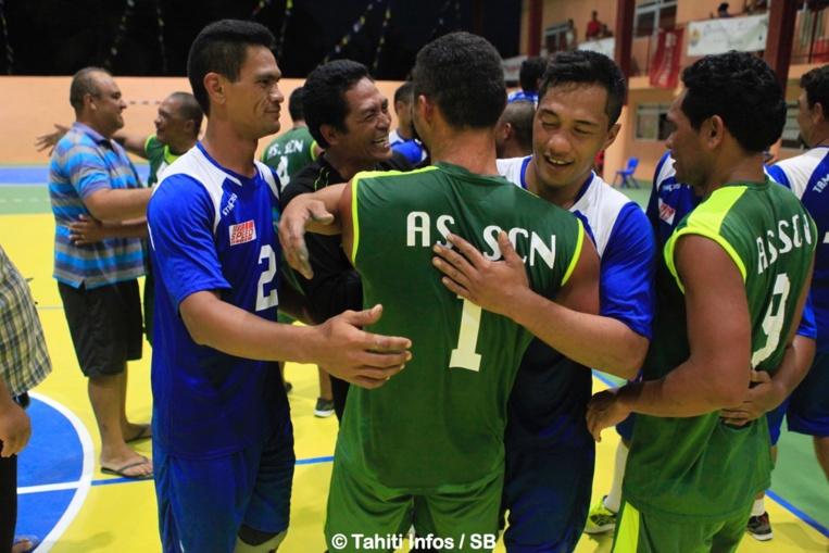 Tatakoto s'impose en handball homme et femme