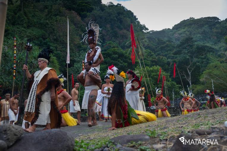 Coco Hotahota, le chef de Temaeva, s'est inspiré des écrits de Teuira Henry. (Photo : Matareva)