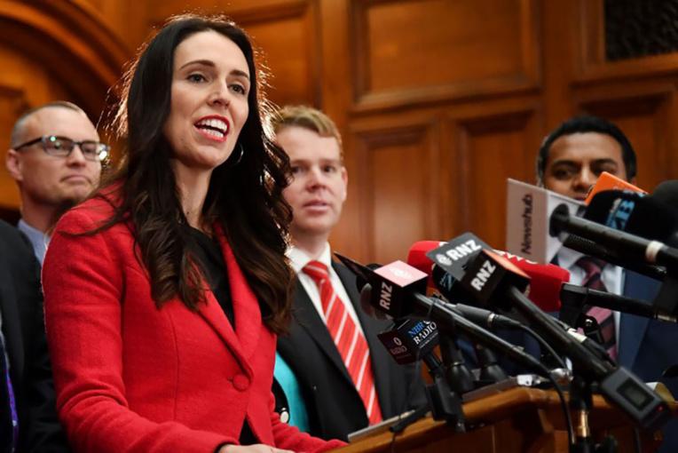 Nouvelle-Zélande: l'opposition change de chef à l'approche des élections