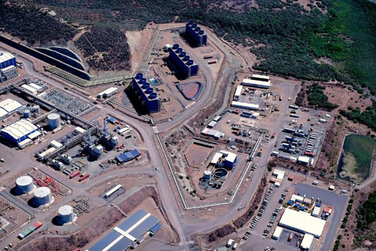 Calédonie: la saisie record de cocaïne brûlée dans une usine métallurgique