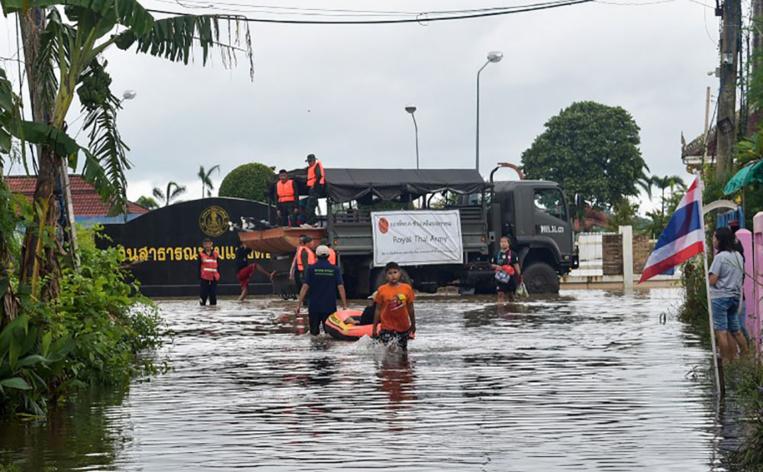 Thaïlande: 23 morts dans des inondations dans le nord-est