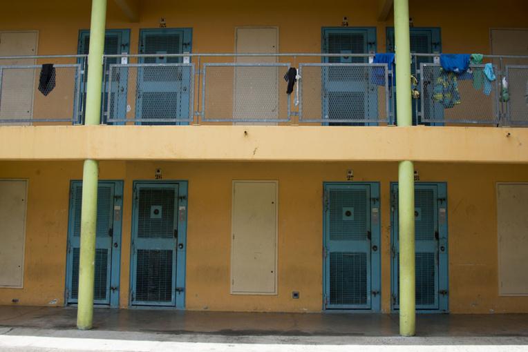 Guadeloupe: Mutinerie à la prison de Baie-Mahault
