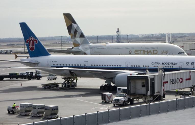 Australie: le complot contre un avion d'Etihad téléguidé par l'EI