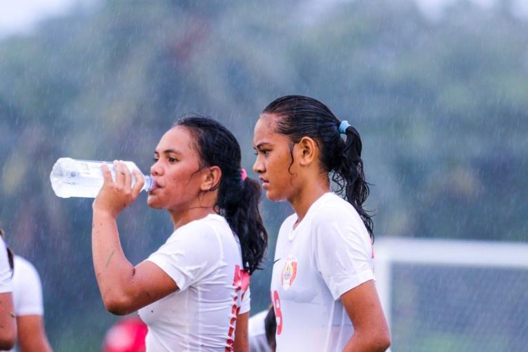 Les Tahitiennes ont dû s'incliner 17-1 contre la Nouvelle Zélande