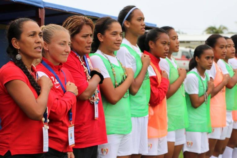 Tahiti rencontrera Samoa lors de son prochain match