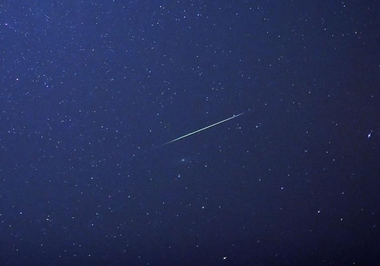 Passage remarqué d'un gros météore dans le sud de la France