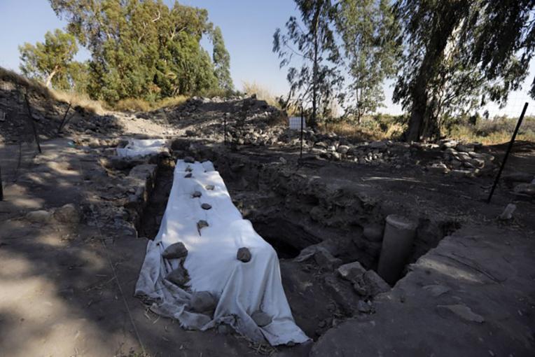 Israël: des archéologues pensent avoir trouvé le site de naissance de l'apôtre Pierre