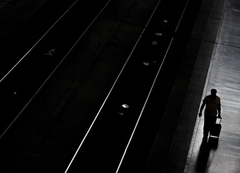 Chine: un voyageur transportait deux bras dans sa valise