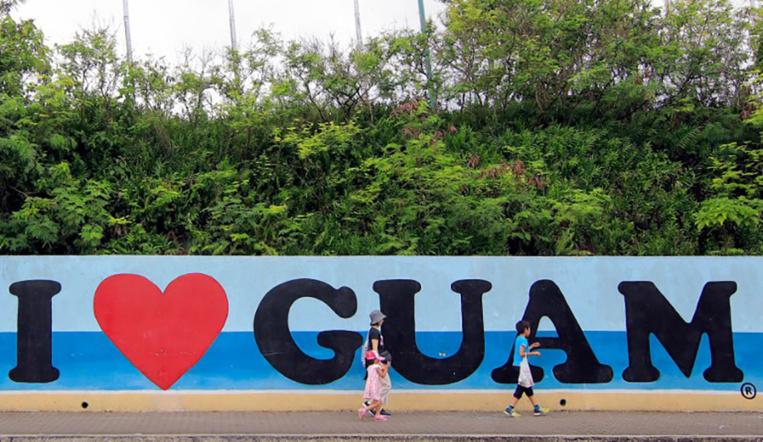 Guam veut voir le bon côté des menaces nord-coréennes