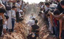 Sept Casques blancs abattus dans un de leurs centres en Syrie