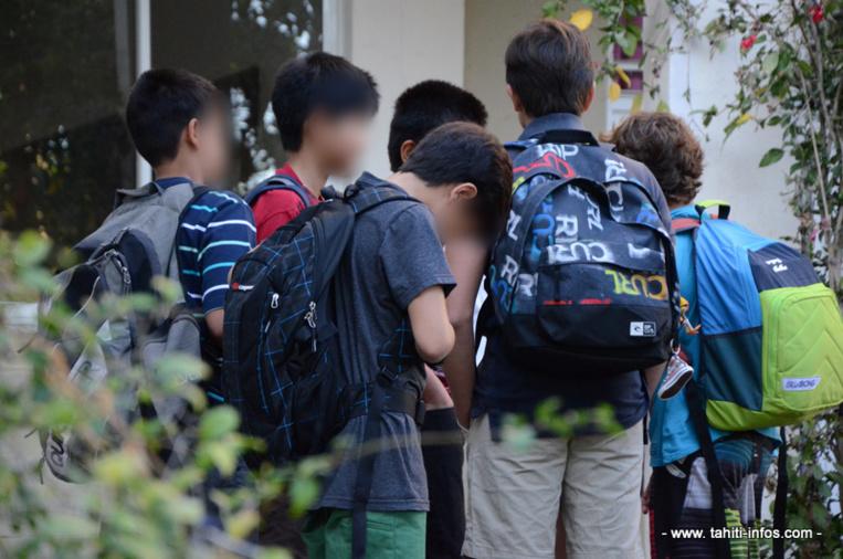 Rentrée scolaire : 70 000 élèves sur les bancs des écoles, collèges et lycées