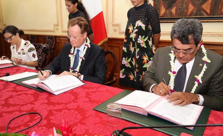 RSMA : Deux nouvelles conventions pour les jeunes Polynésiens