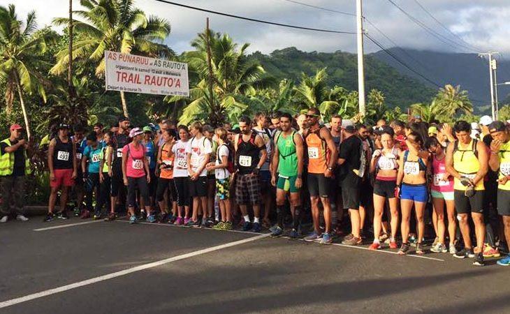 Plus de 500 athlètes pour le Trail Rutoa
