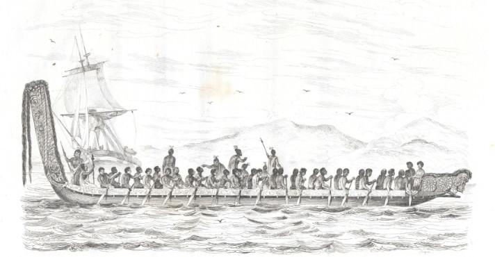 Marmon devint un atout précieux dans les guerres tribales maories pour les clans qui bénéficiaient de son appui.