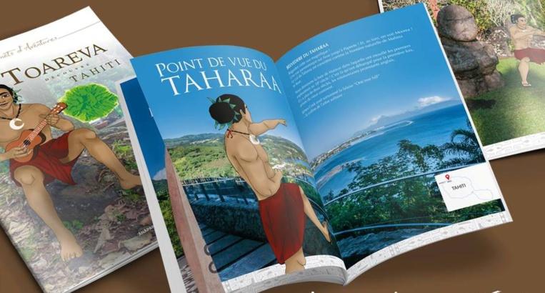 'Ānāpape éditions publie Les Carnets d'aventures de Toareva