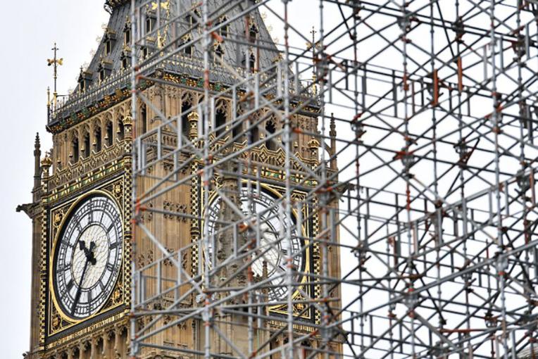 """Big Ben silencieuse, c'est """"une partie de Londres"""" qui disparaît"""