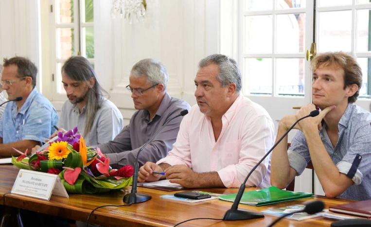 La première réunion du comité de suivi du Plan Climat Energie de la Polynésie française s'est tenue ce mardi matin.