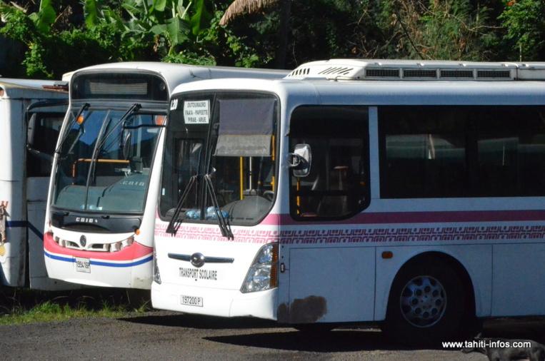 22 nouveaux bus pour le transport scolaire