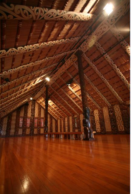 Carnet de voyage - Waitangi : ici naquit une nation