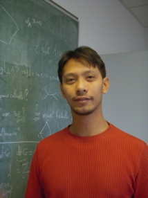 A 36 ans, Etera est directeur de recherche au CNRS en physique fondamentale