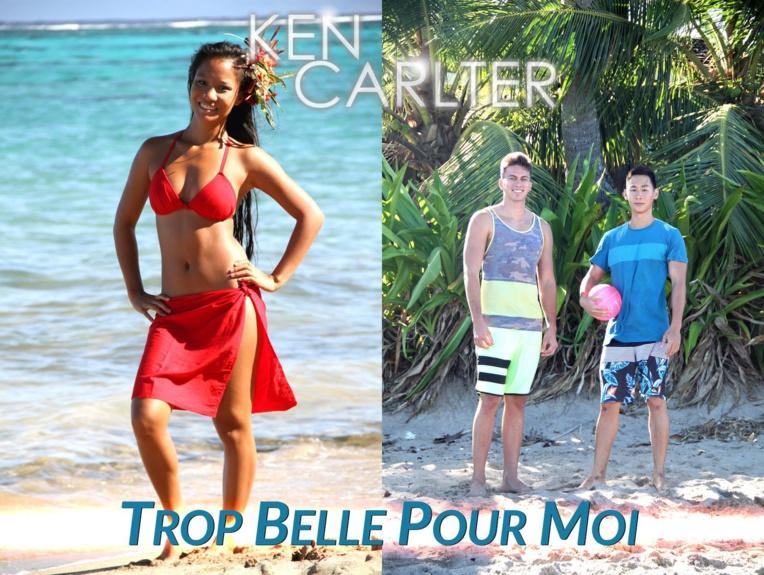 Dédié à la jeunesse, le clip vidéo met en scène Kahealani, une danseuse de 'ori tahiti, et deux tane, Hiroiti et Freddy.