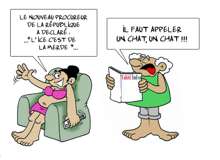""""""" Le nouveau proc """" vu par Munoz"""