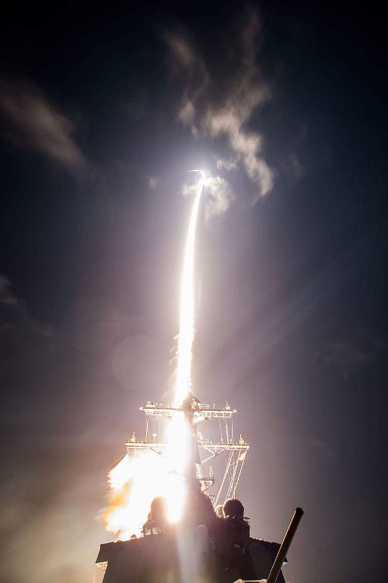 Test réussi pour la défense antimissile américaine au large d'Hawaï
