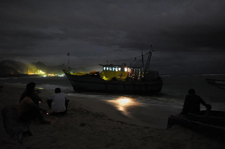 Des Chinois arrêtés en tentant de gagner l'Australie par la mer