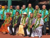 Jacques Raynal à la 12e conférence des ministres de la Santé du Pacifique