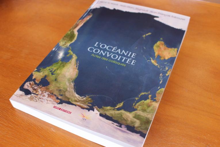 L'Océanie convoitée, le livre
