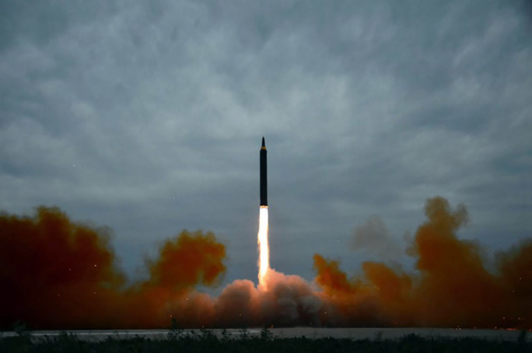 Moscou et Paris craignent que la situation dégénère avec la Corée du Nord