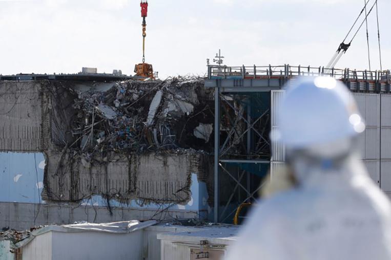 Fukushima: délicate extraction du combustible fondu à partir de 2021