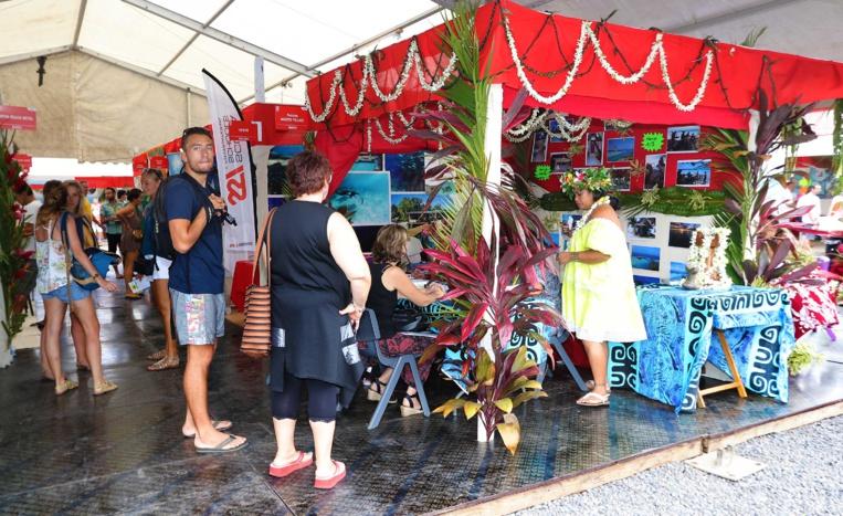 La salon du tourisme a ouvert ses portes ce vendredi
