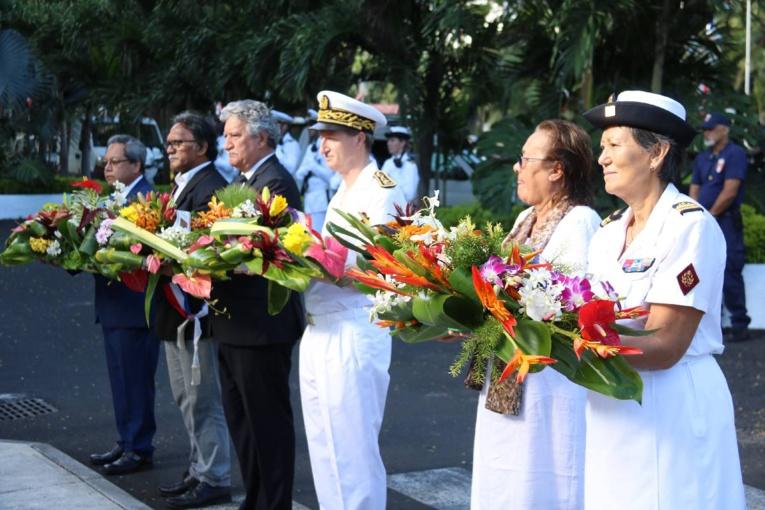 Il y a 77 ans la Polynésie française se ralliait à la France libre