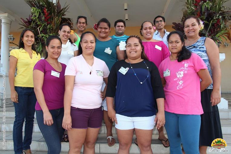 Mission de service civique dans l'éducation pour 10 jeunes de Papeete