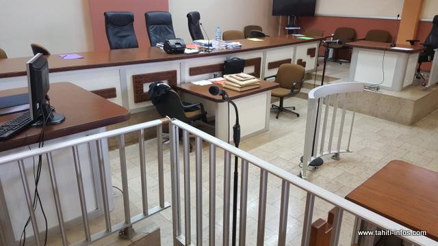 Quatre affaires seront jugées pour cette dernière session de l'année de la cour d'assises. L'une d'entre elles est programmée sur 5 jours. (Archives)