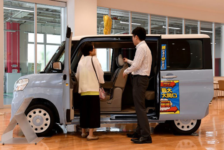 """Les """"kei cars"""", ces cocasses mini-voitures japonaises"""