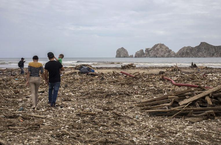 La tempête tropicale Lidia fait 7 morts au Mexique